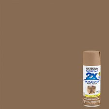<strong>PaintersTouch</strong> Painter's Touch® 2X™ 12 Oz Nutmeg Cover Spray Paint Satin