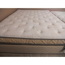 Back Supporter Serenity Pillow Top Mattress