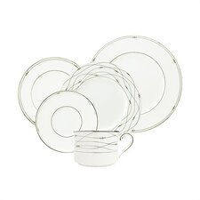<strong>Royal Doulton</strong> Precious Platinum 5 Piece Place Setting