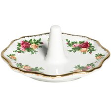 Old Country Roses Ring Holder