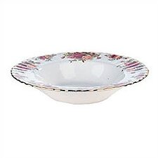 Old Country Roses 17.7 oz. Rim Soup Bowl
