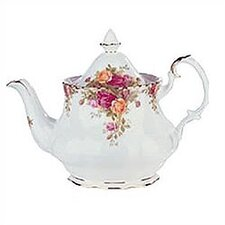 Old Country Roses 42 oz Teapot