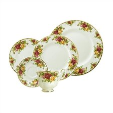 <strong>Royal Albert</strong> Old Country Roses Dinnerware Set
