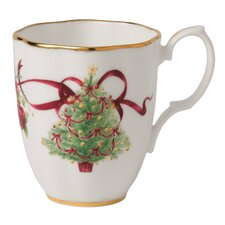 <strong>Royal Albert</strong> Old Country Roses Christmas Tree Mug