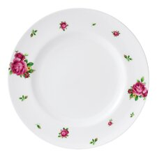New Country Roses Casual Dinner Plate