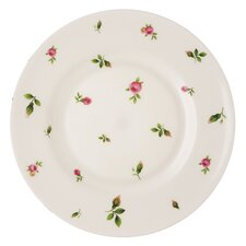 "<strong>Royal Albert</strong> New Country Roses White Casual 8.2"" Salad Plate"
