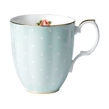 100 Years Polka Rose Mug