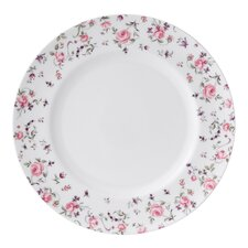 "Rose Confetti Casual 11.8"" Dinner Plate"