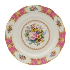 "Lady Carlyle 10.6"" Dinner Plate"