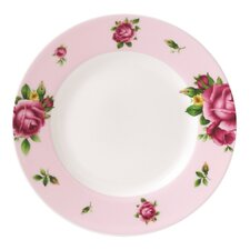 "New Country Roses Modern Casual 6.1"" Bread and Butter Plate"