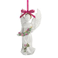 Old Country Roses Angel Ornament