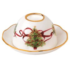 <strong>Royal Albert</strong> Old Country Roses Christmas Tree Tealight Holder