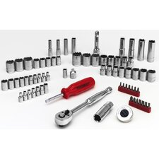 71 Piece Mechanics Tool Set