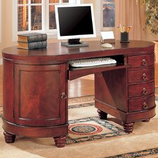 <strong>Wildon Home ®</strong> Otter Rock Computer Desk