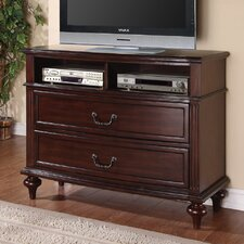 <strong>Wildon Home ®</strong> Virginia 2 Drawer Media Chest