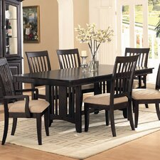 Sunset 7 Piece Dining Set