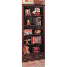 "St. Paul 32.5"" Bookcase in Cappuccino"