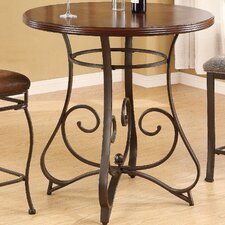 <strong>Wildon Home ®</strong> Tavio Pub Table with Optional Stools