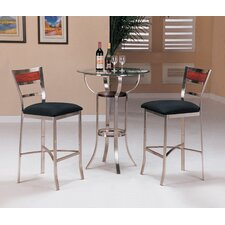 <strong>Wildon Home ®</strong> Laurel Pub Table with Optional Stools