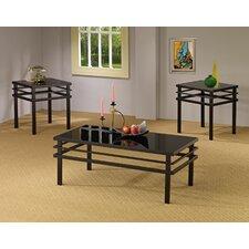 Bingham 3 Piece Coffee Table Set