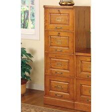 Paulina 4-Drawer File Cabinet