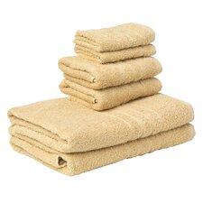 Egyptian Cotton 6 Piece Towel Set I