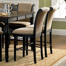 "Hamilton 24"" Bar Stool in Amaretto"