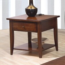 <strong>Wildon Home ®</strong> Calabasas End Table