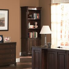 Cotati Bookcase in Cherry