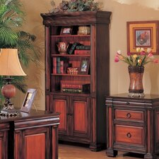 "<strong>Wildon Home ®</strong> Redlands 74"" Bookcase"