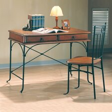 <strong>Wildon Home ®</strong> Pleasant Hill Writing Desk and Chair Set