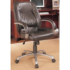 <strong>Wildon Home ®</strong> Skipanon Mid-Back Office Chair