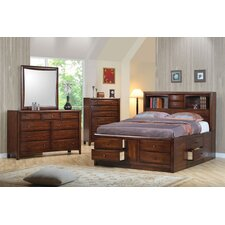 Hillary Platform Bedroom Collection
