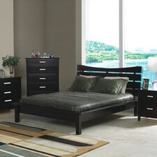 <strong>Wildon Home ®</strong> Newport Queen Platform Bedroom Collection