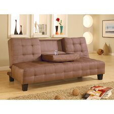 <strong>Wildon Home ®</strong> Deadwood Convertible Sofa