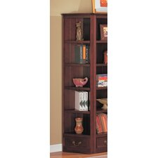 "St. Paul 72"" Corner Bookcase"