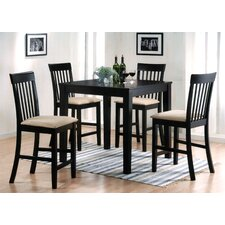 Jerome Counter Height Pub Table Set