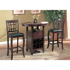 <strong>Wildon Home ®</strong> Harrah Pub Table with Optional Stools