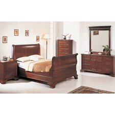 Audrey Sleigh Bedroom Collection