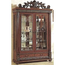 <strong>Wildon Home ®</strong> Bella Curio Cabinet