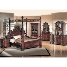 Corina Queen Poster Bedroom Collection