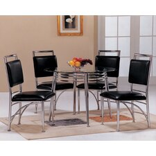 Cosmopolitan 5 Piece Dining Set
