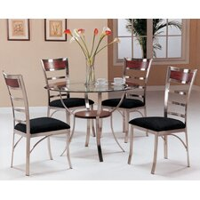 <strong>Wildon Home ®</strong> Laurel 5 Piece Dining Set