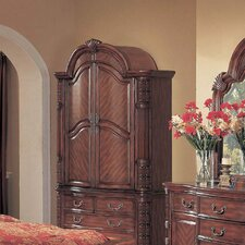 <strong>Wildon Home ®</strong> Hannah Armoire