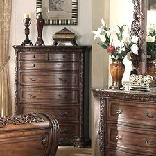 Cannes 6 Drawer Chest