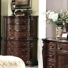 <strong>Wildon Home ®</strong> Dasan 6 Drawer Chest