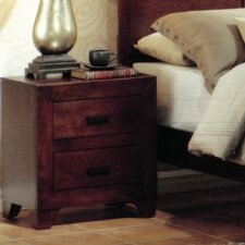 <strong>Wildon Home ®</strong> Avery 2 Drawer Nightstand
