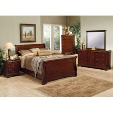 <strong>Wildon Home ®</strong> Kearny Sleigh Bedroom Collection