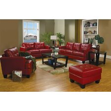 Comet Tufted  Living Room Collection