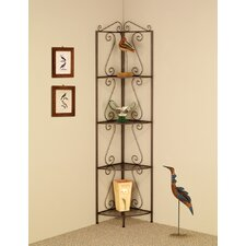 <strong>Wildon Home ®</strong> 4 Tier Corner Shelf